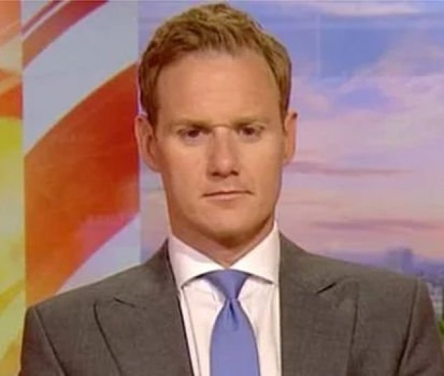 Dan Walker Bbc Breakfast Man Has Faced Heavy Criticism For The Bbcs Decision