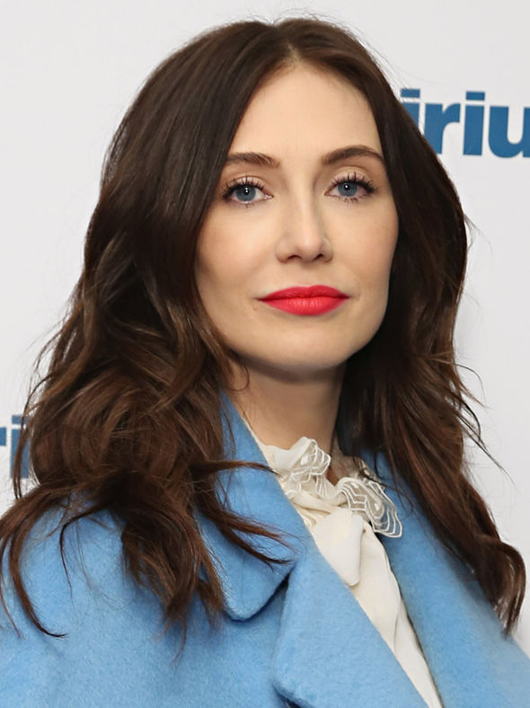 Game of Thrones star Carice van Houten has opened up about nudity in front of the camera
