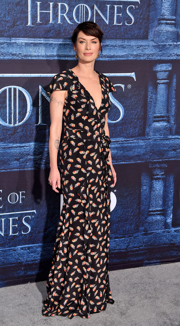 Game of Thrones season 7 Lena Headey