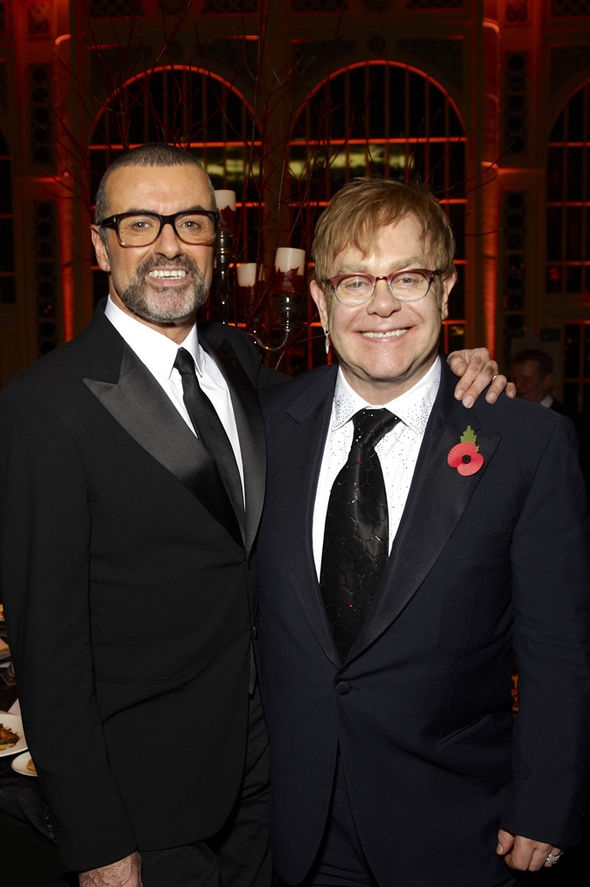 George Michael Elton John