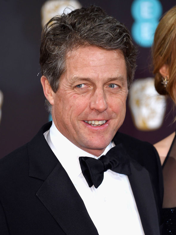 Hugh Grant has defended Meryl Streep at the BAFTAs 2017