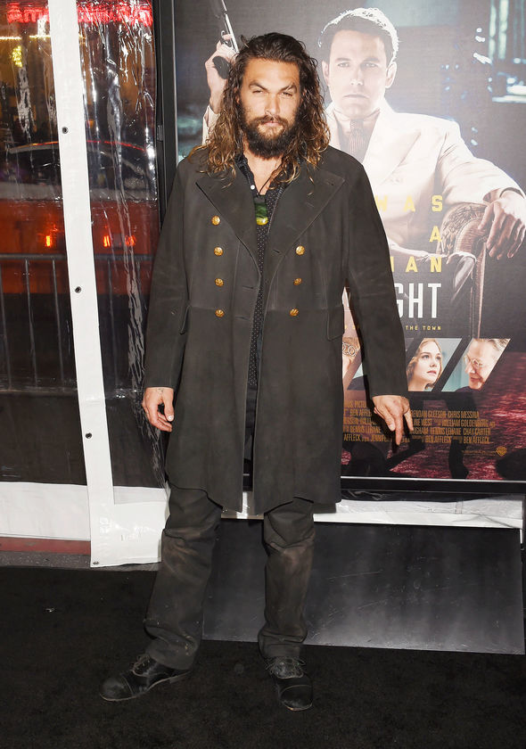 Jason Momoa from Game of Thrones