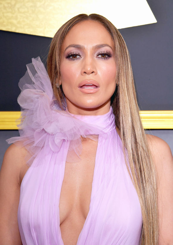 Jennifer Lopez looked sensational