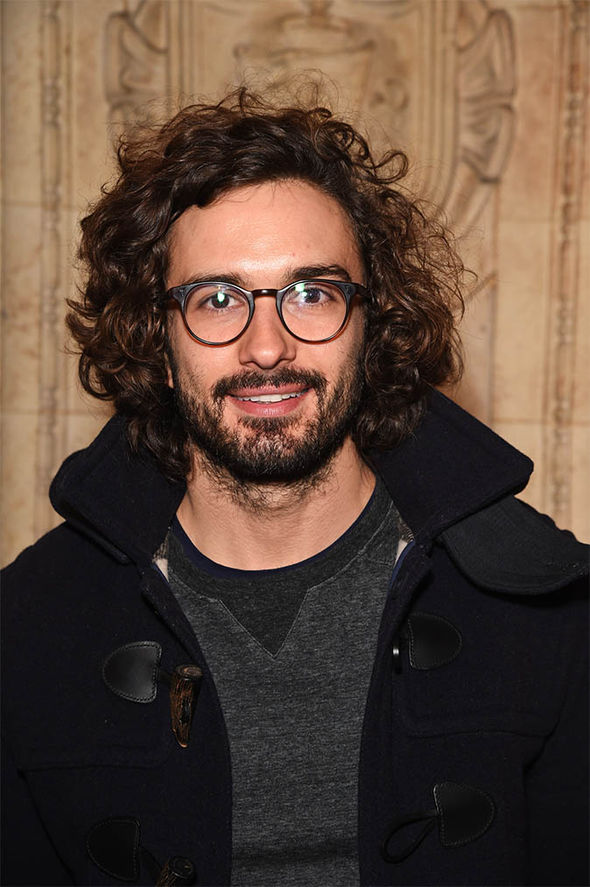 Joe Wicks at the Cirque du Soleil