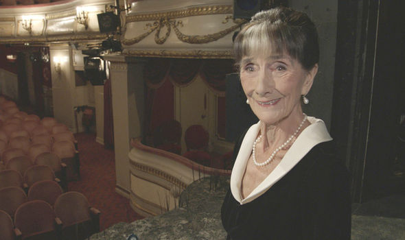 EastEnders actress June Brown opens up about playing Dot Branning