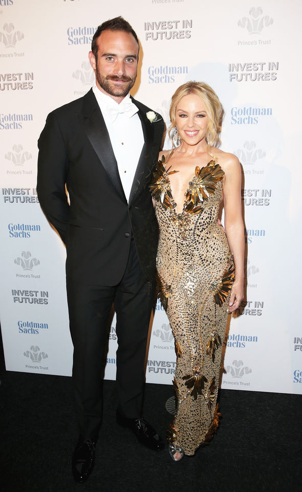 Kylie Minogue split with her fiancé Joshua Sasse