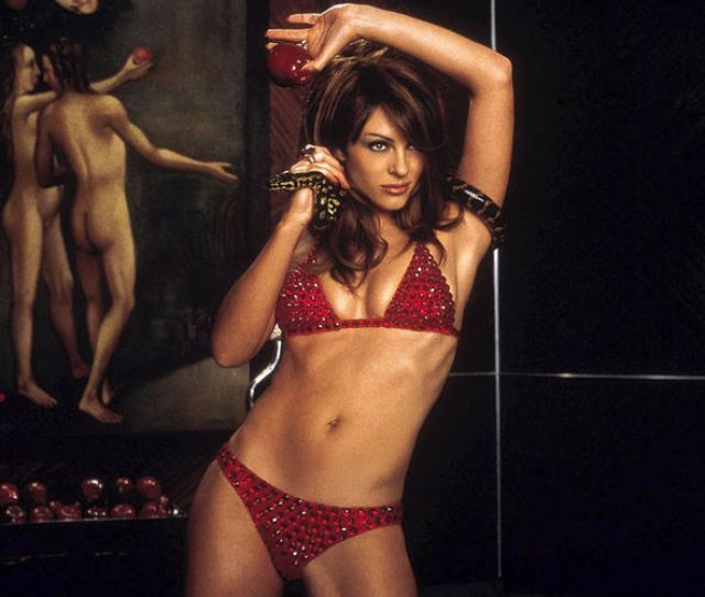 Liz Hurley In Bedazzled