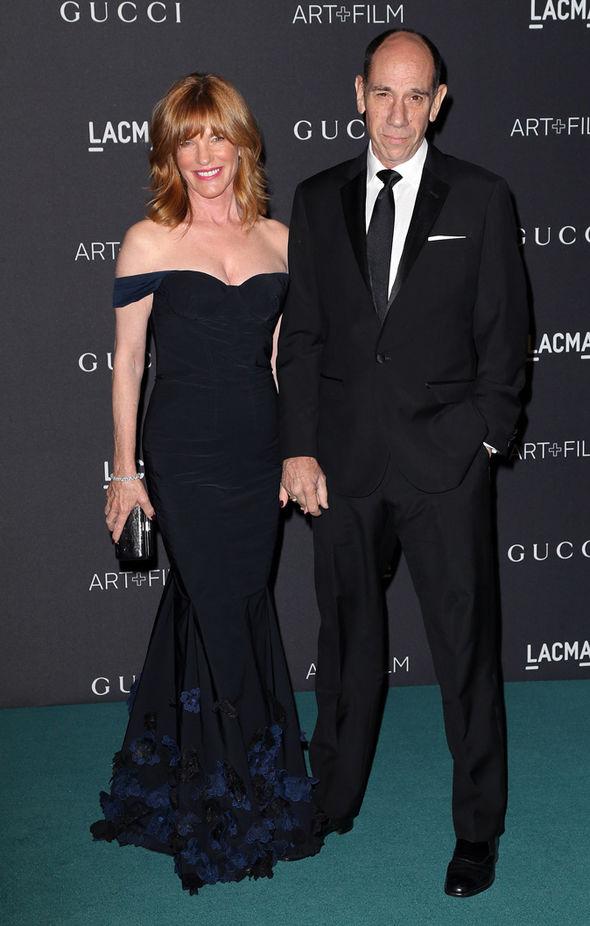 Miguel Ferrer wife Lori