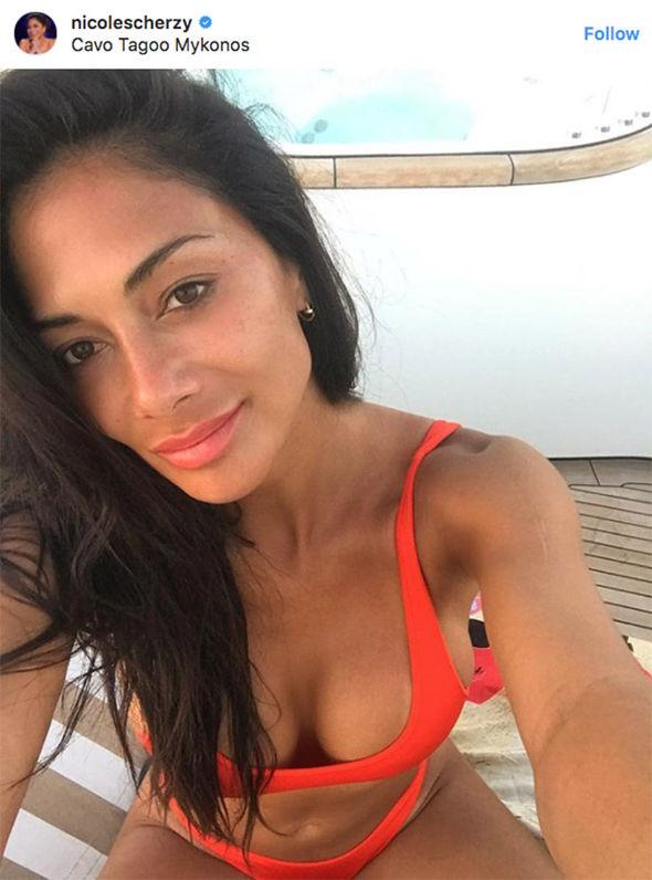Nicole Scherzinger X Factor judge Instagram holiday Greece birthday Pussycat Dolls