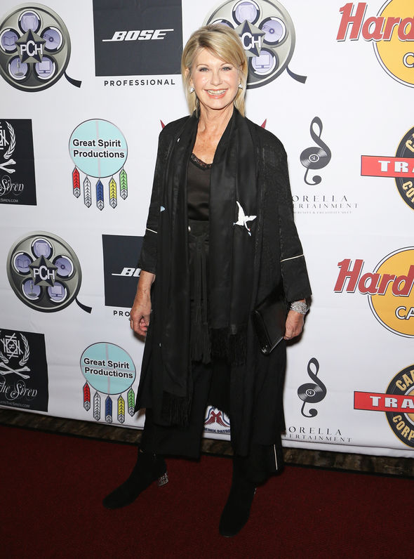 Olivia Newton-John's diagnosis
