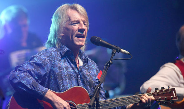 Status Quo star Rick Parfitt died on Christmas Eve last year