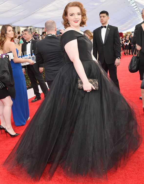 SAG Awards 2017 Stranger Things Barb Shannon Purser