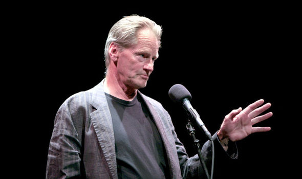 Hollywood legend Sam Shepard has had tributes flooding in