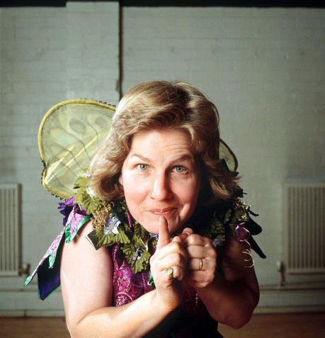 Sandi Toksvig Turns 60 Great British Bake Off Host Puts On Goofy Display In Old Photos