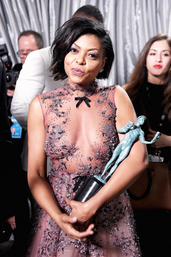 Taraji P. Henson stuns in the exquisite gown