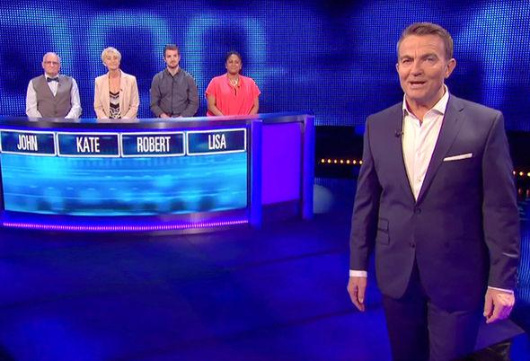 The Chase Bradley Walsh Pointless Richard Osman ITV BBC gatecrash set