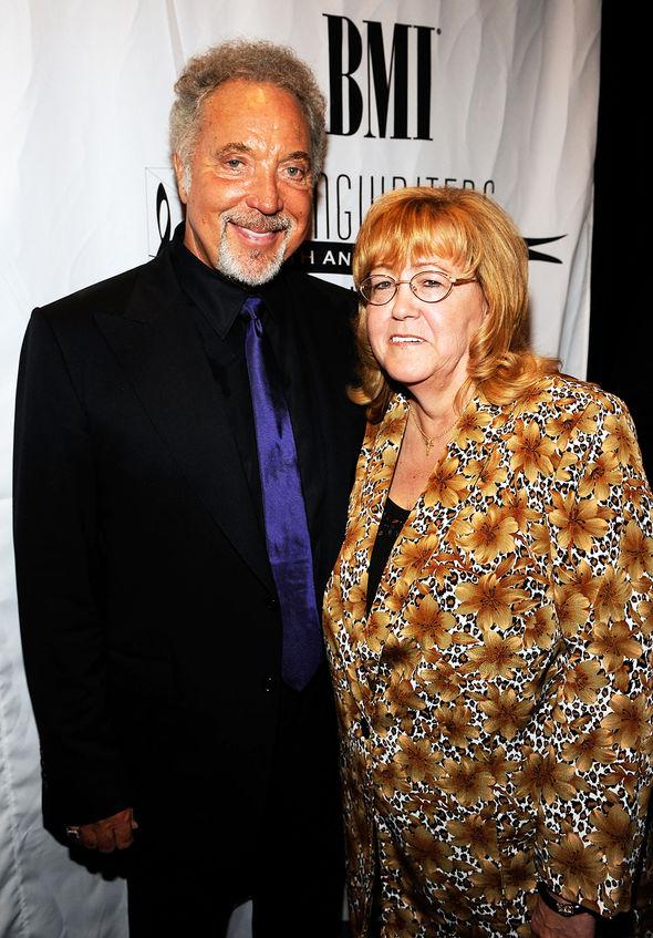Tom Jones' wife Linda died last year