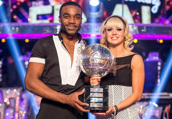 Strictly Champion Ore Oduba Says He Put Family On Hold To