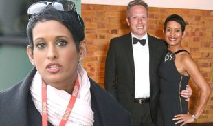 Naga Munchetty: BBC Breakfast host makes a U-turn after a crash discussion with her husband Celebrity News    Showbiz and TV