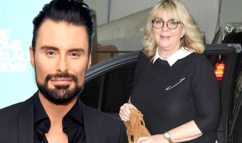 Fern Britton supports Rylan Clark over Ready Steady Cook viewing figures: 'Not the best!'