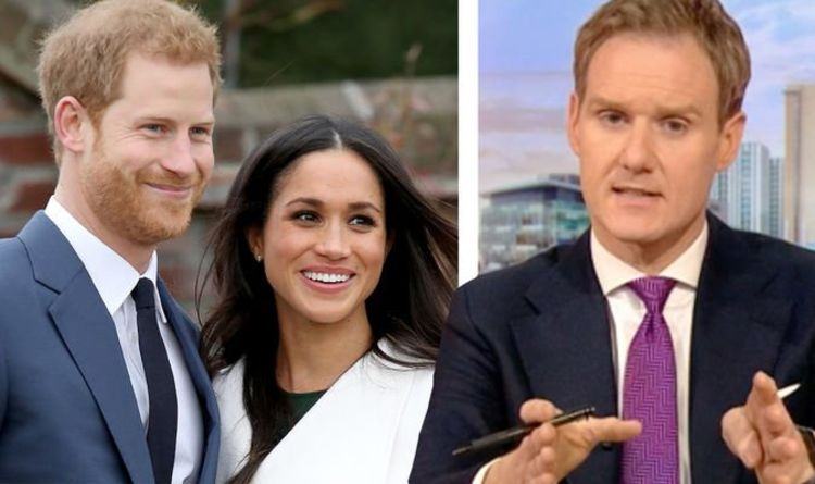 Dan Walker pleads with BBC viewers 'don't shout at us' over Harry and Meghan interview