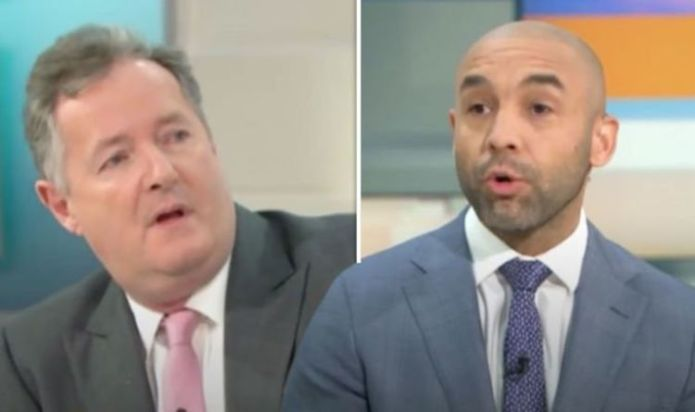 Alex Beresford breaks silence after Piers Morgan storms off GMB in Meghan Markle clash