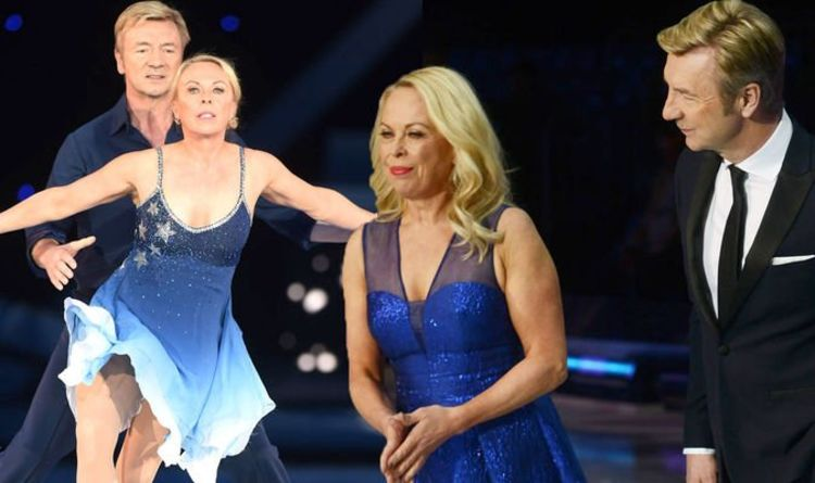 Torvill and Dean 'feel like they've been through wars' over Dancing On Ice final challenge