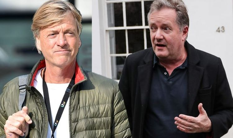 'The favourite never wins' Richard Madeley details why he WON'T be replacing Piers Morgan