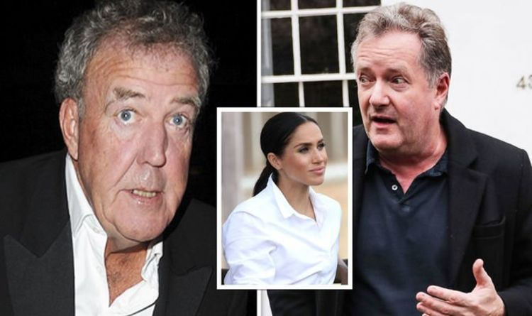 Jeremy Clarkson says 'poor' Piers Morgan 'lost his job for nothing' in Meghan Markle claim