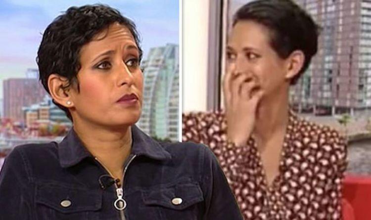 Naga fans rage at Boris as flag backlash grows against BBC star 'It's a culture war!'