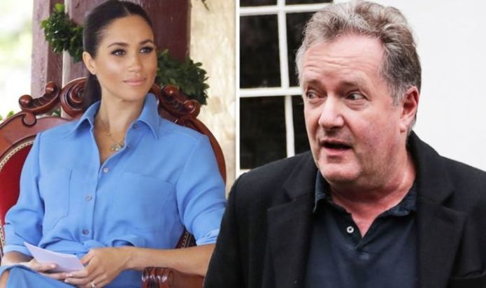 'Do we still have to believe her?' Piers Morgan rants at Meghan Markle again on Twitter