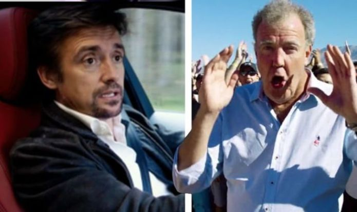 Jeremy Clarkson quips 'accident-prone' co-star is 'responsible' for Suez Canal crisis