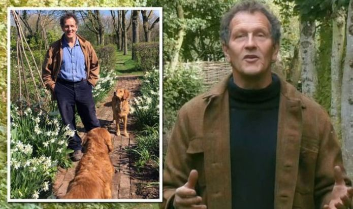 Monty Don: Gardeners' World host exclaims 'it's not good enough' as he revisits lawn row