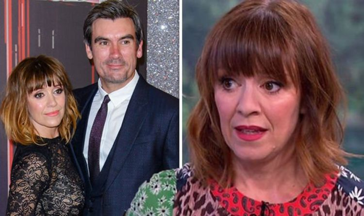 Jeff Hordley's wife Zoe Henry bids farewell to Emmerdale colleague with 'good luck' post