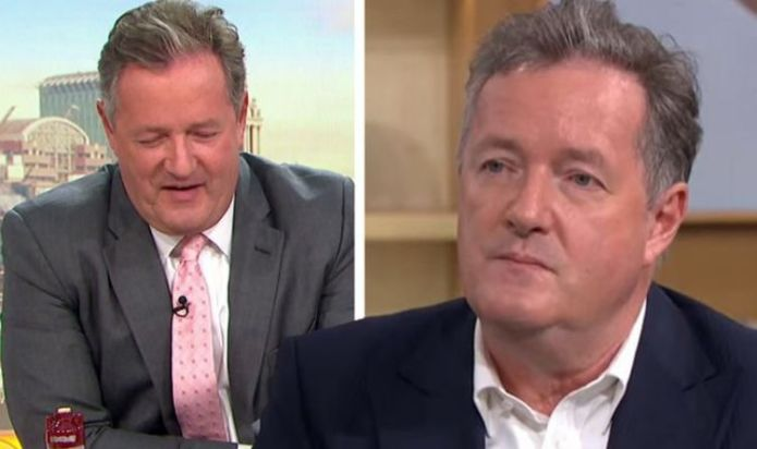 Piers Morgan speaks out on 'not being allowed' to have an opinion on Meghan Markle