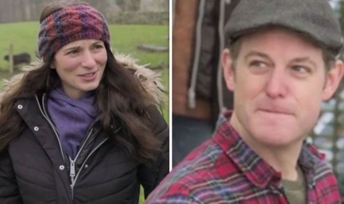 Matt Baker scolds wife Nicola amid 'problem' on farm: 'You need to stop talking to me!'
