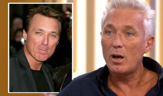 Martin Kemp talks 'obsessive' fans who travelled from Germany to his front door every week