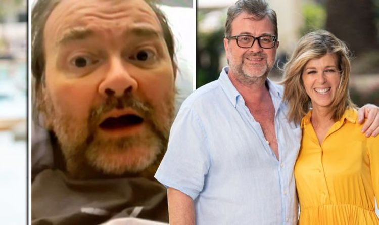 Kate Garraway's husband Derek 'returns home' after over a year in hospital battling Covid