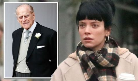 'What a nasty person you are' Britons fury as Lily Allen posts 'Oh, Philip has died'