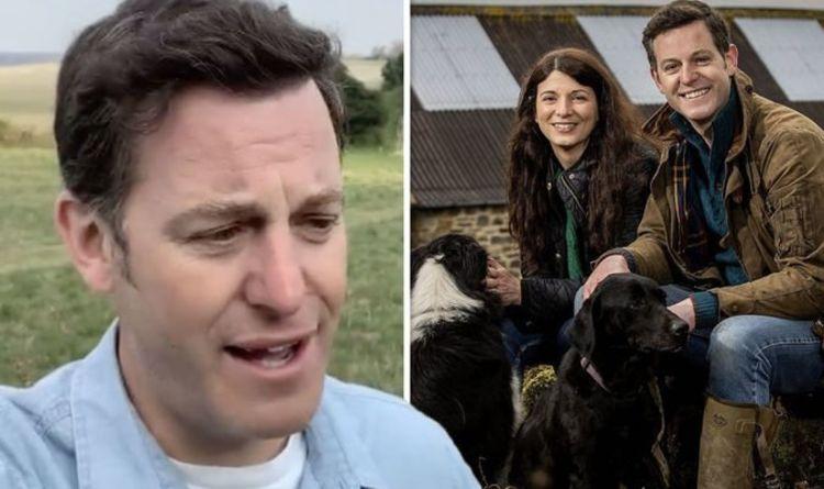 Matt Baker's wife leaves fans heartbroken with 'sad' announcement 'Saying a fond farewell'
