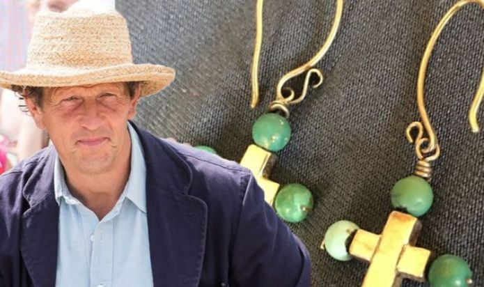 Monty Don hits back after follower criticises 'harsh' comment on fan's beloved jewellery