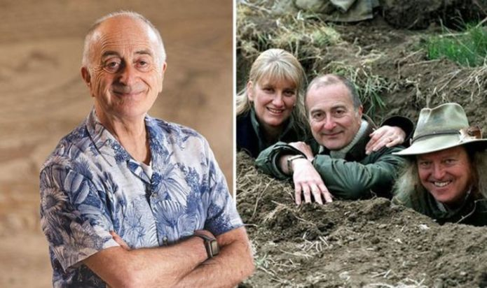 Tony Robinson breaks silence on why he won't be in Time Team revival 'It should feel new'