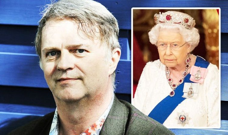 Paul Merton quipped Queen would struggle to eat bowl of cereal in Meghan and Harry swipe