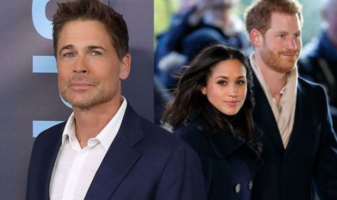 Rob Lowe says Montecito has not been 'the same' since neighbours Harry and Meghan moved in