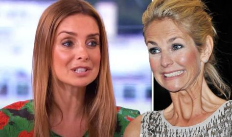 Ulrika Jonsson offers divorce advice to Louise Redknapp following split from ex Jamie
