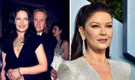 Catherine Zeta-Jones says marriage to Michael Douglas helped avoid 'vulnerable' situations