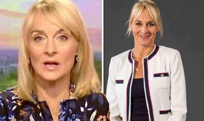 Louise Minchin: BBC Breakfast star joins GMB host in TV appearance after exit announcement