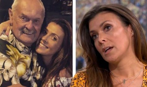 Kym Marsh's dad, 76, diagnosed with 'incurable prostate cancer' after delaying check-up