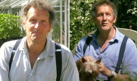 'That's it!' Monty Don bids farewell as he announces break away from Gardeners' World