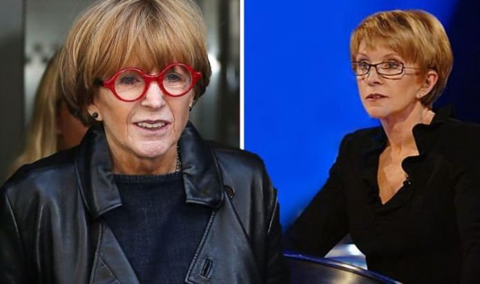 Anne Robinson says BBC would have cancelled her as Weakest Link host today 'Woke happened'